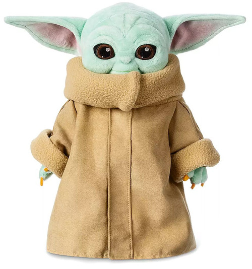 Disney Star Wars The Mandalorian The Child (Baby Yoda / Grogu) Exclusive 11-Inch Plush [Exclusive Version]