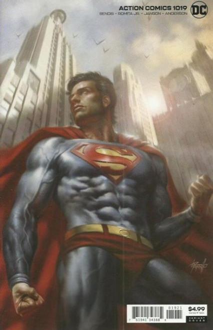 DC Comics Action Comics, Vol. 3 #1019B Comic Book