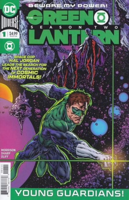 DC Comics Green Lantern, Vol. 6: Season Two #1A Comic Book
