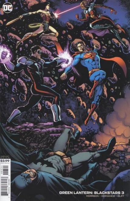 DC Comics Green Lantern: Blackstars #3B Comic Book