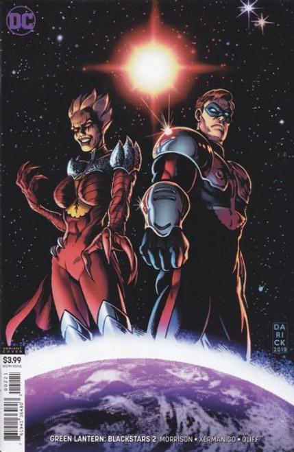 DC Comics Green Lantern: Blackstars #2B Comic Book