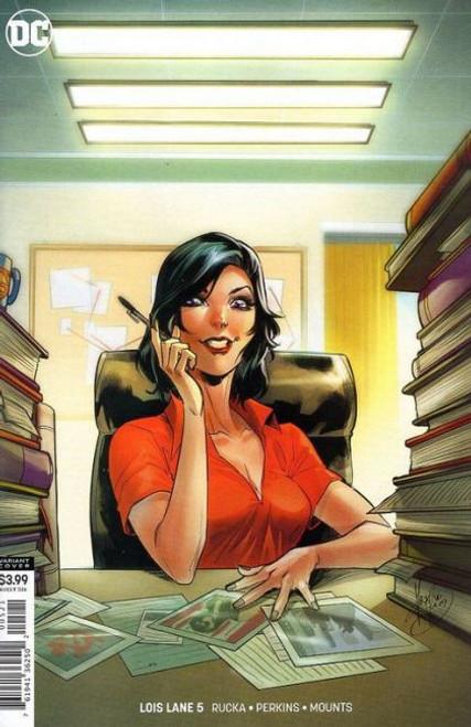 DC Comics Lois Lane, Vol. 2 #5B Comic Book