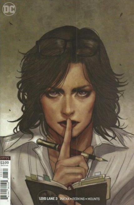 DC Comics Lois Lane, Vol. 2 #3B Comic Book