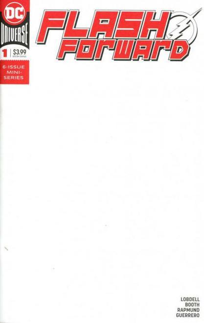 DC Comics Flash Forward #1C Comic Book