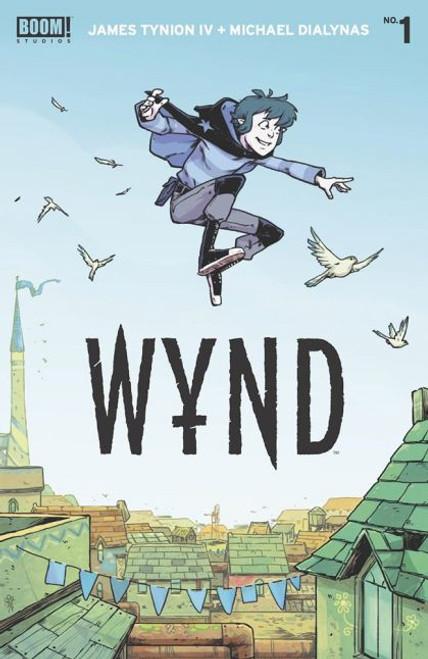 Boom! Studios WYND #1 Comic Book