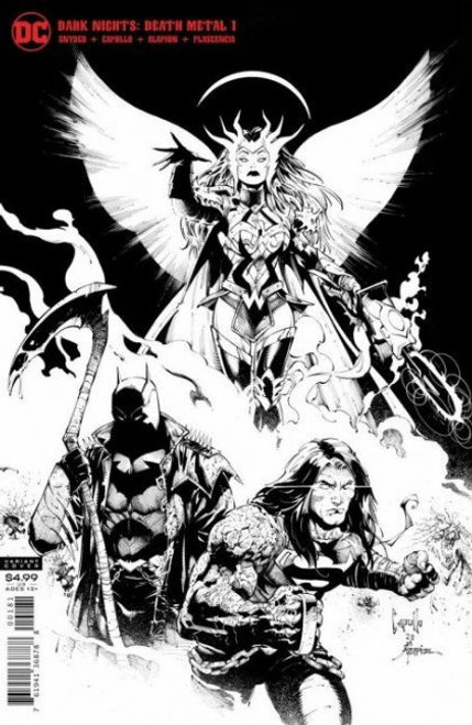 DC Comics Dark Nights: Death Metal #1H Comic Book