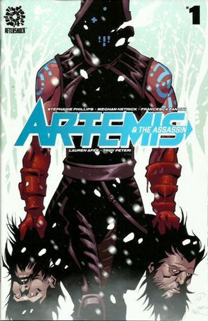 Aftershock Comics Artemis and the Assassin #1A Comic Book