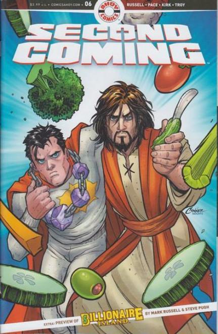 Second Coming (Ahoy Comics) #6 Comic Book