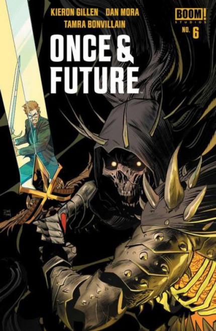 Boom! Studios Once & Future #6A Comic Book