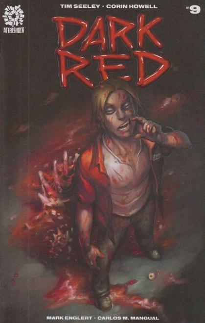 Aftershock Comics Dark Red #9 Comic Book