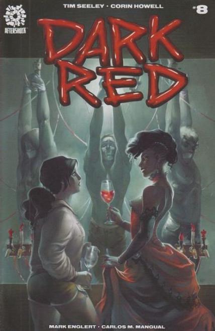 Aftershock Comics Dark Red #8 Comic Book