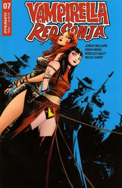 Dynamite Entertainment Vampirella / Red Sonja #7A Comic Book