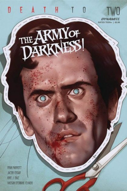 Dynamite Entertainment Death to the Army of Darkness #2A Comic Book