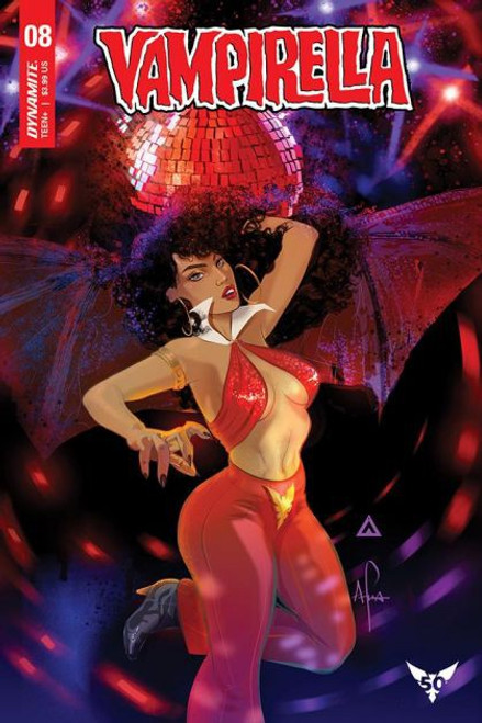 Dynamite Entertainment Vampirella, Vol. 6 #8D Comic Book