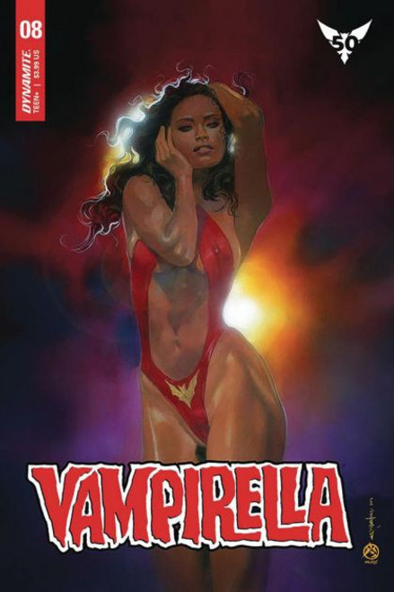 Dynamite Entertainment Vampirella, Vol. 6 #8C Comic Book