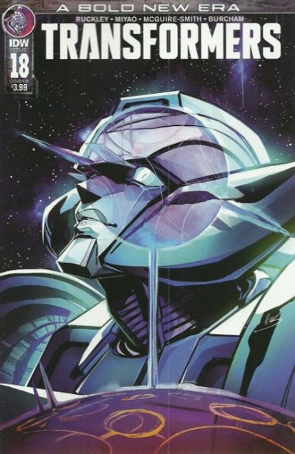 IDW Publishing The Transformers (2019) #18B Comic Book