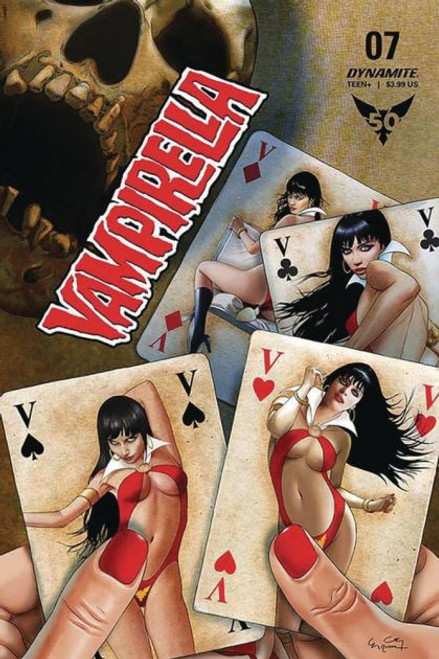 Dynamite Entertainment Vampirella, Vol. 6 #7D Comic Book