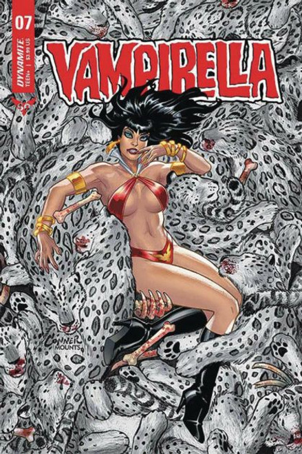 Dynamite Entertainment Vampirella, Vol. 6 #7A Comic Book