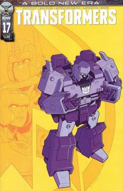 IDW Publishing The Transformers (2019) #17B Comic Book