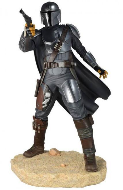 Star Wars The Mandalorian 10-Inch Premier Statue