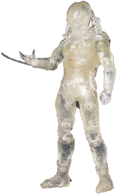 Predators Invisible Tracker Predator Exclusive Action Figure (Pre-Order ships April)