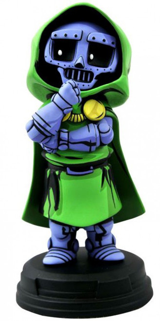 Marvel Doctor Doom 5-Inch Animated Style Statue (Pre-Order ships January)