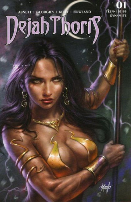 Dynamite Entertainment Dejah Thoris, Vol. 3 #1A Comic Book
