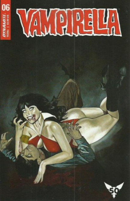 Dynamite Entertainment Vampirella, Vol. 6 #6C Comic Book