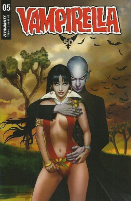 Dynamite Entertainment Vampirella, Vol. 6 #5D Comic Book