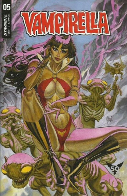 Dynamite Entertainment Vampirella, Vol. 6 #5B Comic Book