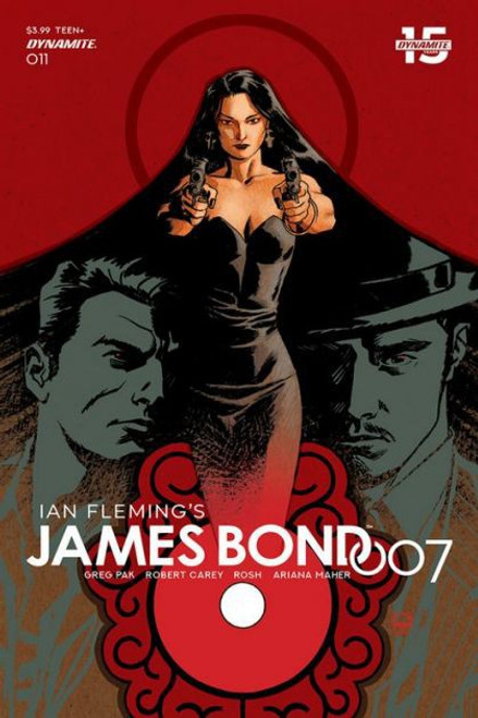 Dynamite Entertainment James Bond 007 #11A Comic Book