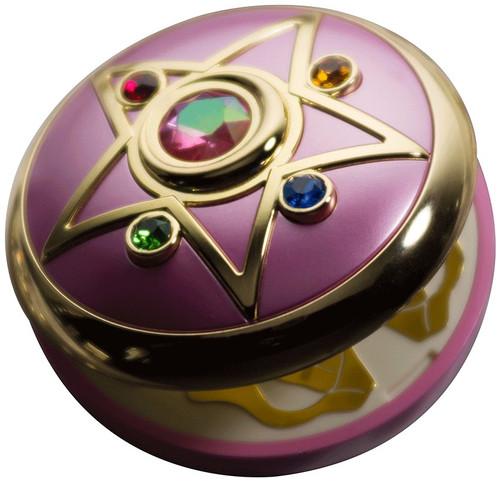 Pretty Guardian Sailor Moon R Proplica Crystal Star 2.9-Inch Prop Replica [Brilliant Color Edition]