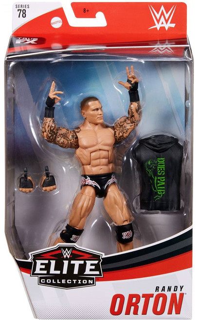 WWE Wrestling Elite Collection Series 78 Randy Orton Action Figure