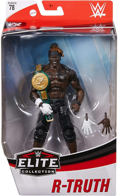 WWE Wrestling Elite Collection Series 78 R-Truth Action Figure
