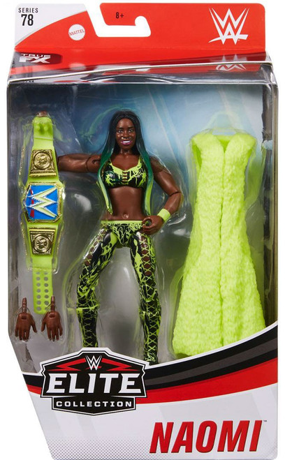 WWE Wrestling Elite Collection Series 78 Naomi Action Figure