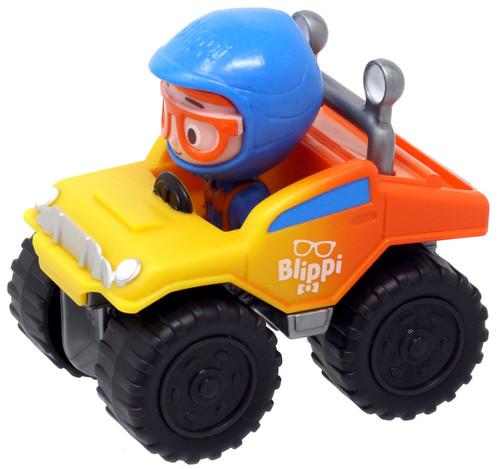 Blippi Monster Truck Mini Vehicle