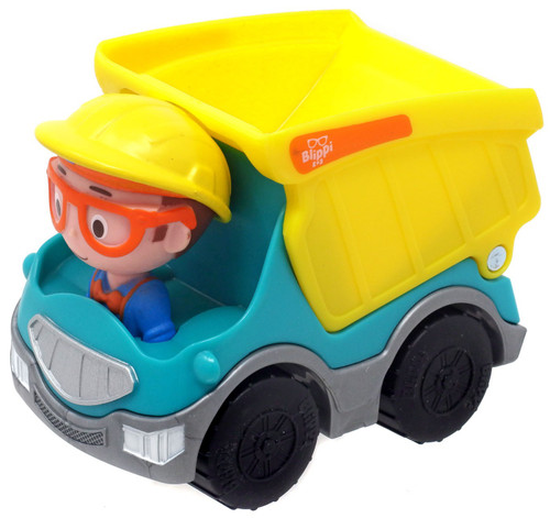 Blippi Dump Truck Mini Vehicle