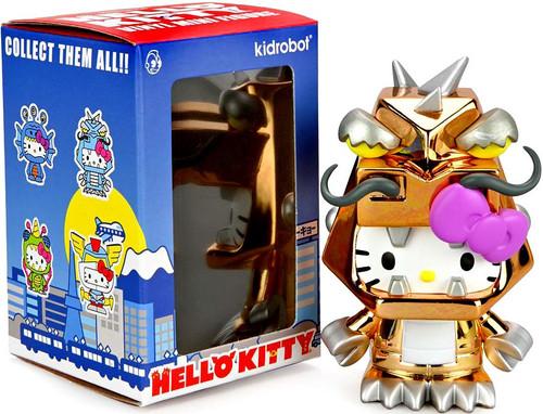 Sanrio Hello Kitty Vinyl Mini Figure Kaiju 3-Inch Mystery Pack [1 RANDOM Figure]