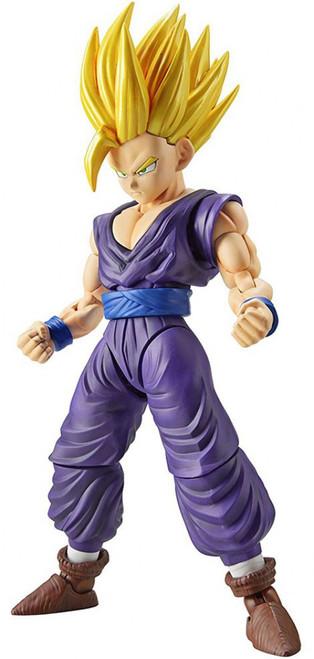 Dragon Ball Z Figure-Rise Standard Super Saiyan 2 Son Gohan 6-Inch Model Kit Figure [Damaged Package]