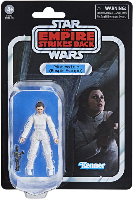 Star Wars The Empire Strikes Back 2020 Vintage Collection Wave 6 Leia Organa Action Figure [Bespin Escape]
