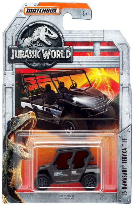 Matchbox Jurassic World/'93 Jeep Wrangler # 29 neu/&ovp