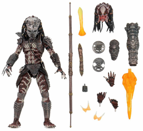 NECA Guardian Predator Action Figure [Ultimate Version] (Pre-Order ships May)