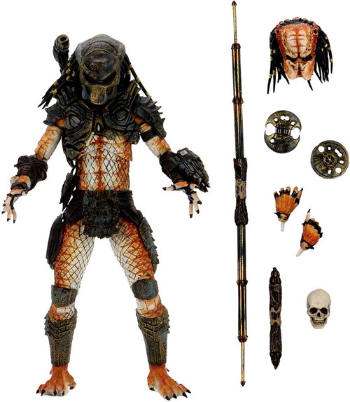 NECA Stalker Predator Action Figure [Ultimate Version]