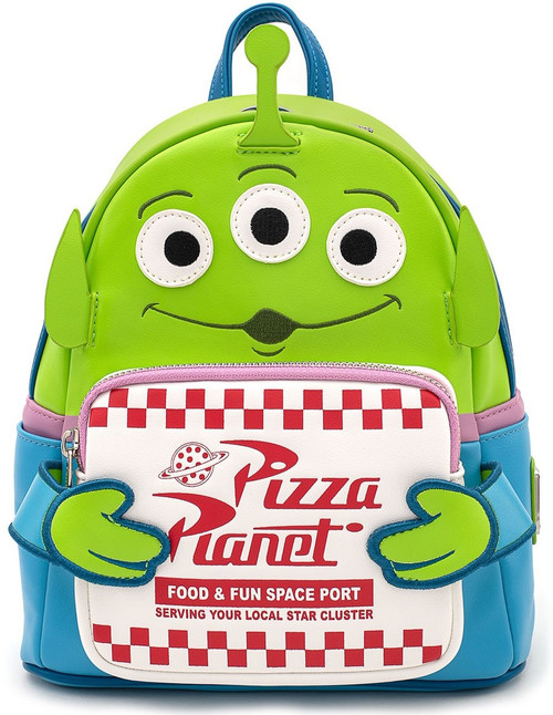 Toy Story Alien Pizza Planet Mini Backpack