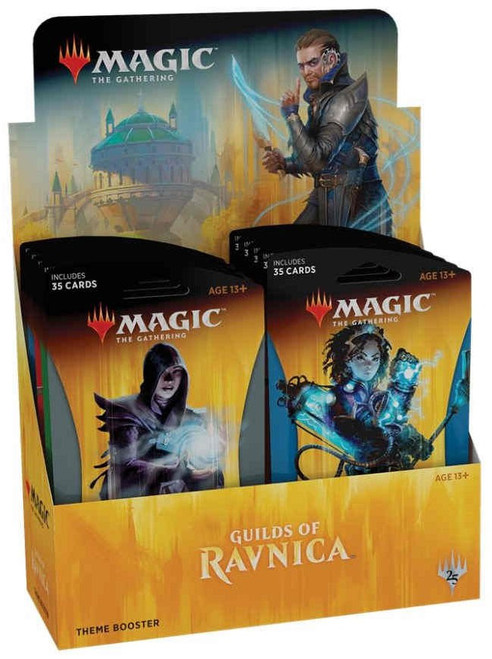MtG Trading Card Game Guilds of Ravnica Theme Booster Box