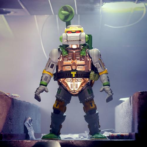 Teenage Mutant Ninja Turtles Ultimates Wave 3 Metalhead Action Figure (Pre-Order ships April)