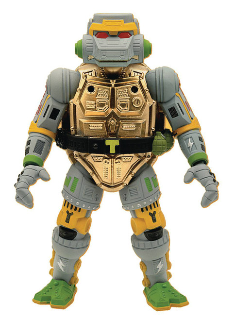 Teenage Mutant Ninja Turtles Ultimates Wave 3 Metalhead Action Figure (Pre-Order ships April)