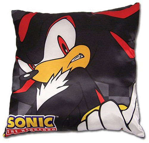 Sonic The Hedgehog Shadow Pillow