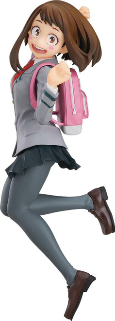 My Hero Academia Pop Up Parade Ochaco Uraraka 7-Inch Collectible PVC Figure