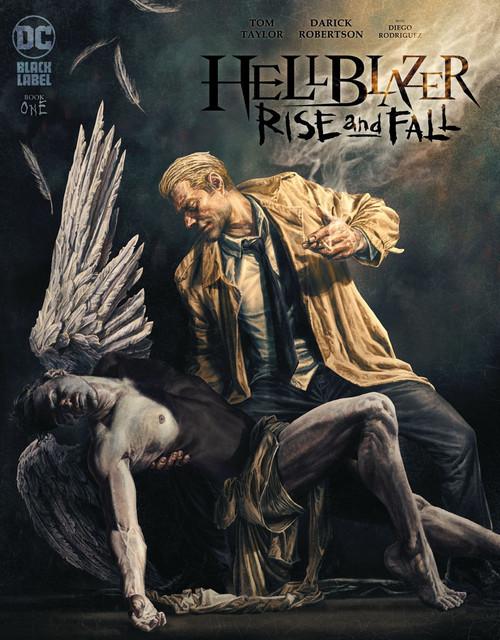 DC Hellblazer Rise and Fall #1 Comic Book [Bermejo Variant]